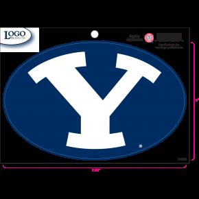 Brigham Young University - Sticker - Medium