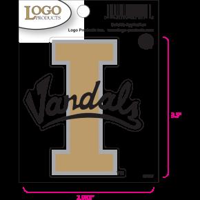 University of Idaho - Sticker - Small - 'I Vandals'