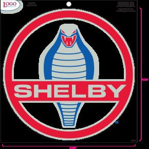 Shelby - Sticker - Large