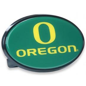 "University of Oregon - Hitch Cover - Snap Cap - ""O-Oregon"""