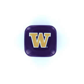 University of Washington - Tail Cap - 'Purple with Gold 'W''