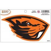 Oregon State University - Sticker - Large - Beaver