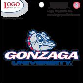 University of Gonzaga - Sticker - Medium