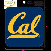 Cal - Sticker - Medium - 'Cal' Logo