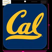 Cal - Sticker - Large - 'Cal' Logo