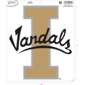 University of Idaho - Sticker - Large - 'I Vandals'