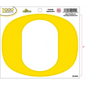 University of Oregon - Sticker - Medium - O - Yellow