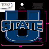 Utah State University - Sticker - Small