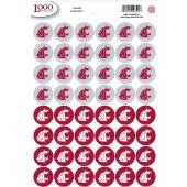 Washington State University - Mini Sticker Sheet